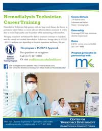 Hemodialysis flyer thumbnail