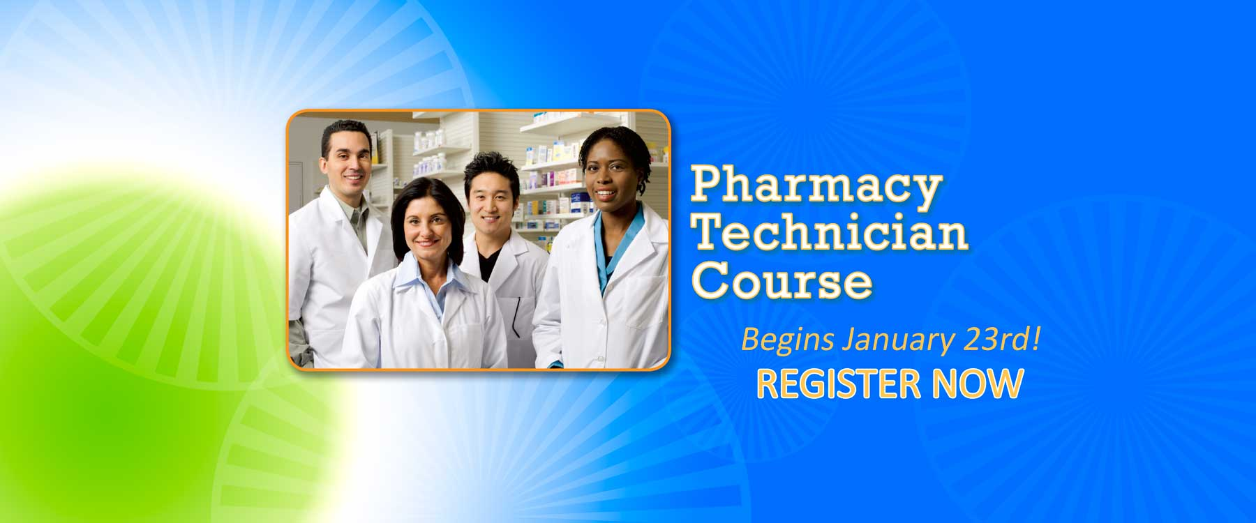 Pharm-Tech - Jan Start