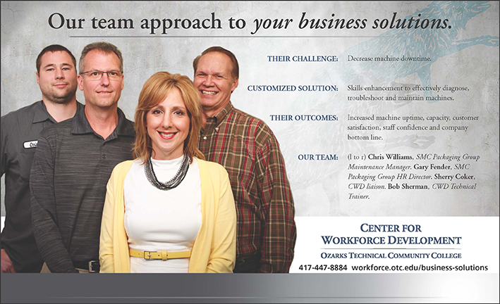 center for workforce development testimonials smc packaging group