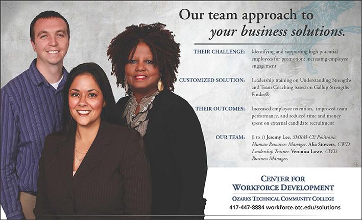 center for workforce development testimonials positronic industries