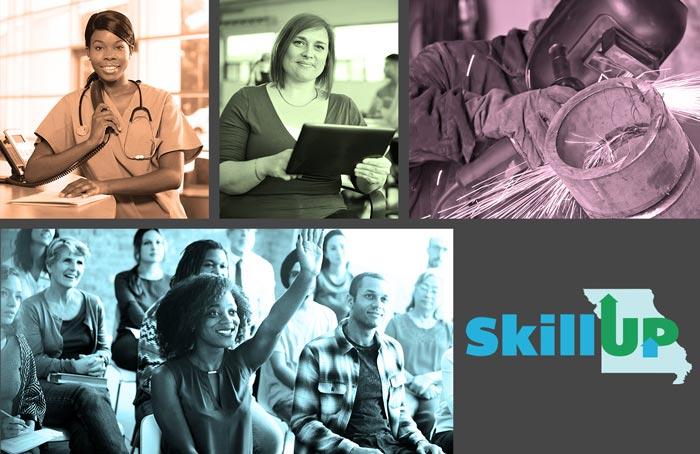 the skillup missouri program through ozarks technical community college's center for workforce development
