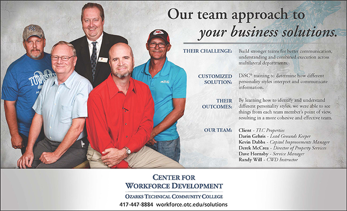 center for workforce development testimonials tlc properties