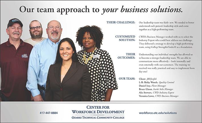 center for workforce development testimonials jri