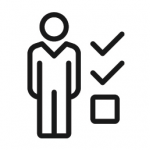 two checkmarks icon
