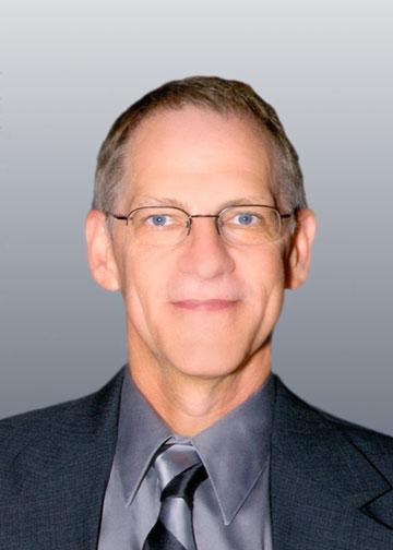 Greg Middaugh Portrait