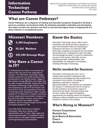 IT Career Info