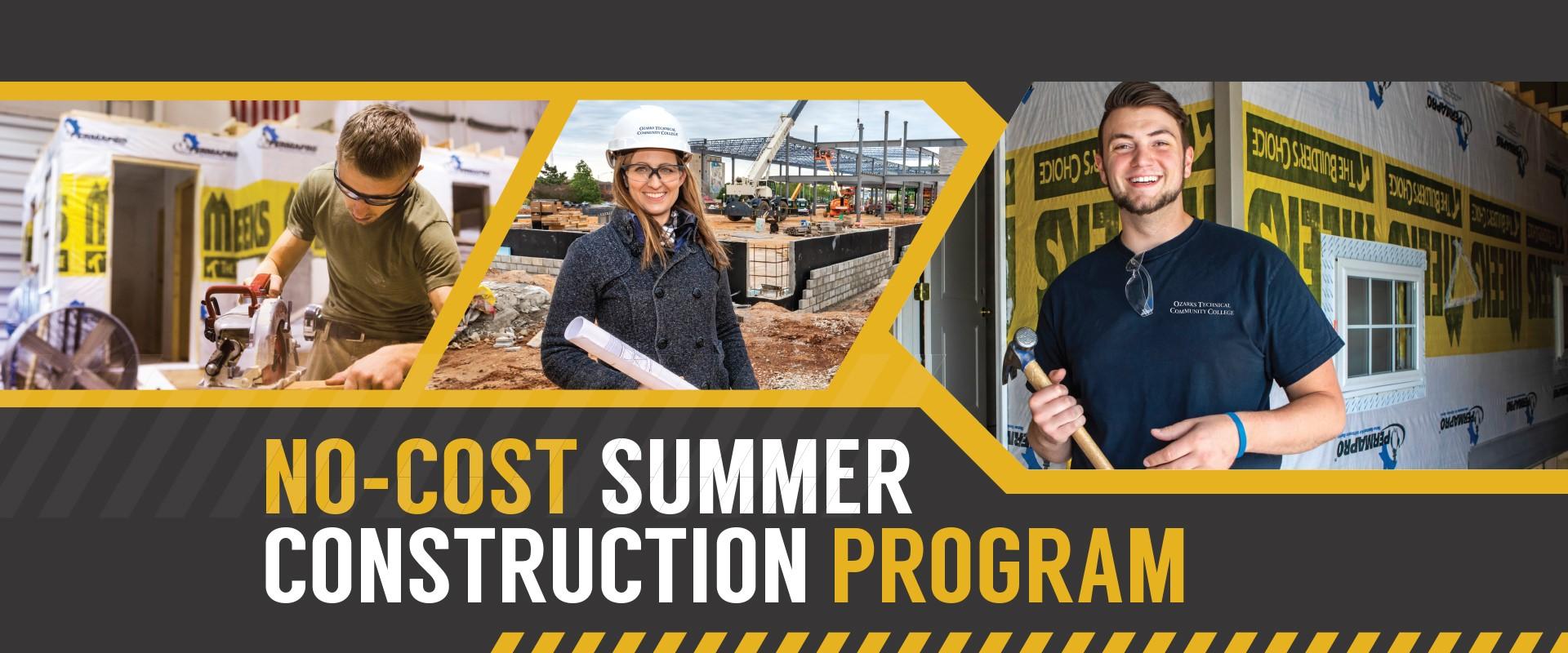short-term summer construction program