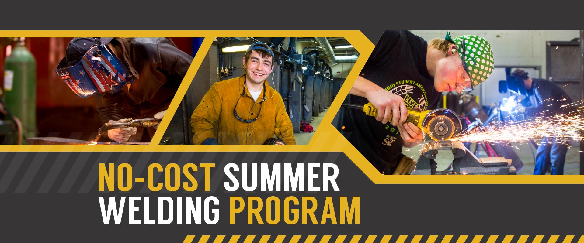 Summer Welding Program